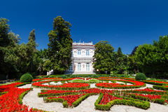 Villa Angiolina in Opatija Fotografia Stock