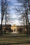 Villa Arconati nära Milan (Italien) Fotografering för Bildbyråer