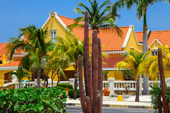 Villa in Aruba Stock Images