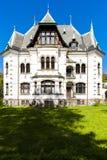 Villa av Riedl Arkivbild