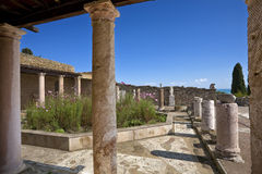 Villa of the Aviary Royalty Free Stock Image