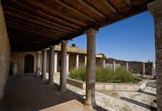 Villa of the Aviary Stock Photography
