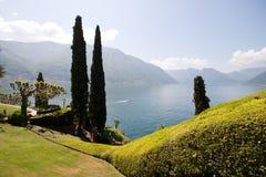 Villa Balbianello Stock Image