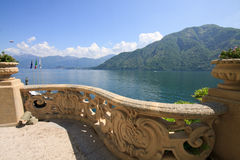 Villa Balbianello Royalty Free Stock Photos