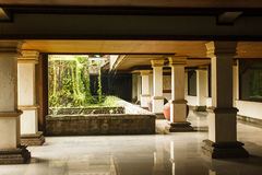 Villa in Bali, holiday in Asia Royalty Free Stock Photography