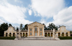 Villa Barbaro, Maser Stock Photos