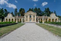 Villa Barbaro, MASER, Trévise images stock