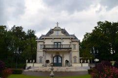 Villa barrocco Immagini Stock
