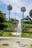 Villa Bellini - Catania Royalty Free Stock Photo