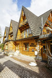 Villa Belmont in Zakopane Royalty Free Stock Image