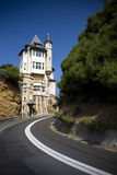 Villa Belza in Biarritz Royalty Free Stock Image