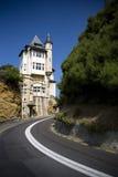 Villa Belza a Biarritz Immagine Stock Libera da Diritti