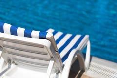 Villa blanchie de vacances Image libre de droits