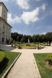 Villa Borghese Royalty Free Stock Image