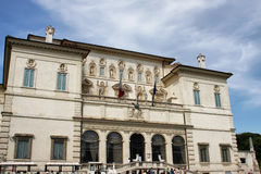 Villa Borghese Royalty Free Stock Images