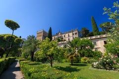 Free Villa Borghese At Isola Del Garda Stock Photo - 113175190