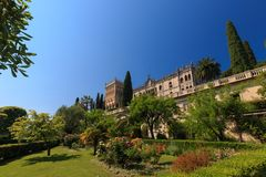 Free Villa Borghese At Isola Del Garda Royalty Free Stock Photography - 113175247