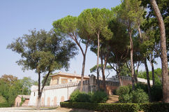 Villa Borghese Stock Photography