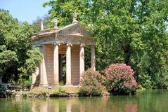 villa borghese de Rome Photo libre de droits