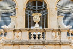 Villa Borghese museum in Rome, Italy. Royalty Free Stock Photography