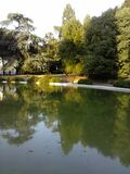Villa borghese Roma Royalty Free Stock Photos