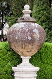 Villa Borghese Rome images libres de droits