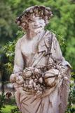 Villa Borghese Rome image libre de droits