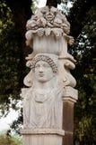 Villa Borghese Rome photo libre de droits