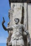 Villa Borghese in Rome Royalty Free Stock Photos
