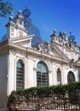Villa Borghese, Rome, Italien. Slut upp i en solig dag Fotografering för Bildbyråer