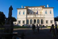 Villa Borghese Rome Italy Stock Photos