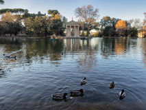 Villa Borghese, Rome, Italy. Stock Images