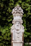 Villa Borghese Rome Royalty Free Stock Photos