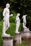 Villa Borghese Rome Stock Images