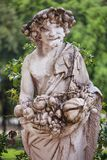 Villa Borghese Rome Royalty Free Stock Image