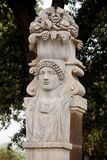 Villa Borghese Rome Royalty Free Stock Photo