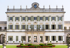 Villa Borromeo at Cassano d'Adda (Milan) Stock Photography