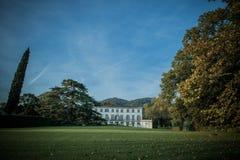 Villa Bruguier, Lucca Royaltyfri Fotografi