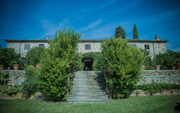 Villa Bruguier, Lucca Royalty Free Stock Photos