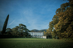 Villa Bruguier, Lucca Royalty Free Stock Photography