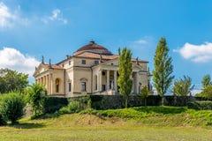 Villa Capra Royalty Free Stock Photography