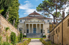 Villa Capra. La Rotonda in Vicenza Royalty Free Stock Images