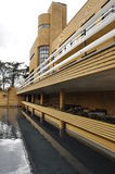 Villa Cavrois, modernist architectuur, Roubaix, Frankrijk Royalty-vrije Stock Foto's