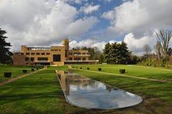 Villa Cavrois, modernistisk arkitektur, Roubaix, Frankrike Royaltyfri Bild