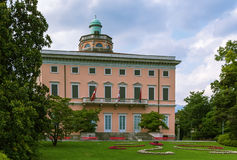 Villa Ciani, Lugano Royalty Free Stock Photography