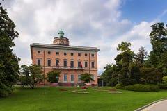 Villa Ciani, Lugano Royalty Free Stock Image