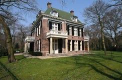 Villa classique Photos stock