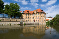 Villa Concordia in Bamberg Stock Photography