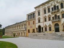 Villa Contarini is a patrician villa in Italy Royalty Free Stock Photo