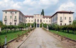 Villa Costanza Royaltyfria Bilder